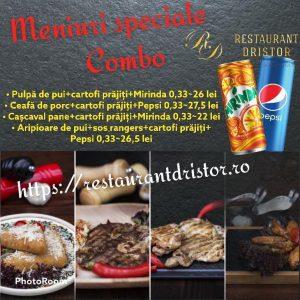 MENIURI SPECIALE - COMBO